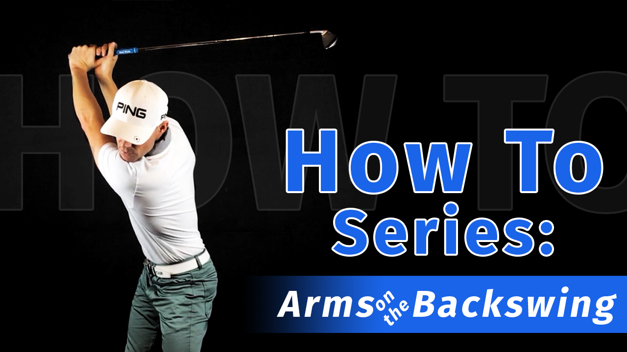 How-to Series: How To Move Your Hips on the Backswing - Lucas Wald Golf